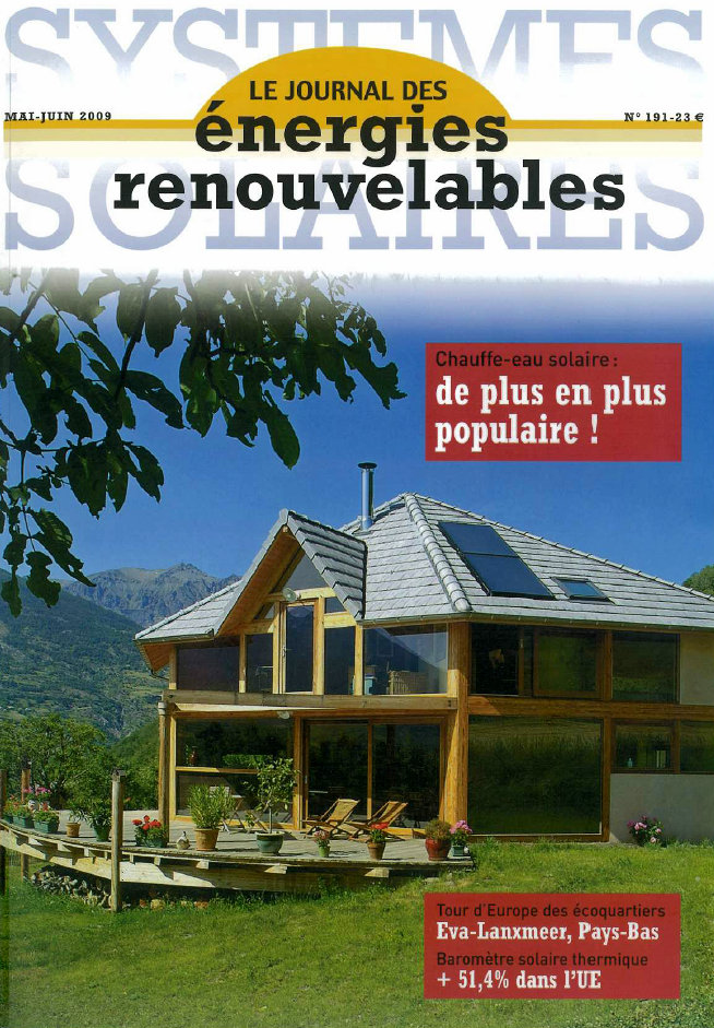 journal energies renouvelables