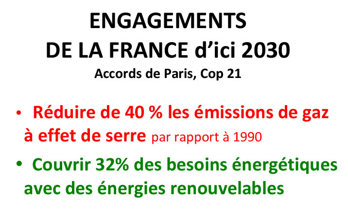 ENGAGEMENTS FRANCE